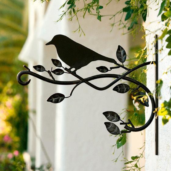 Wandhalter Vogelspaß