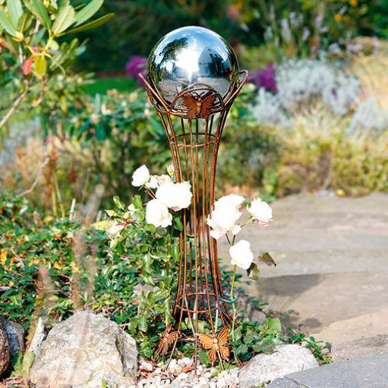 Rankhilfe Obelisk Butterfly Cup