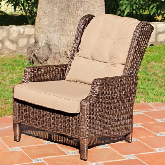 Großmutter-Sessel