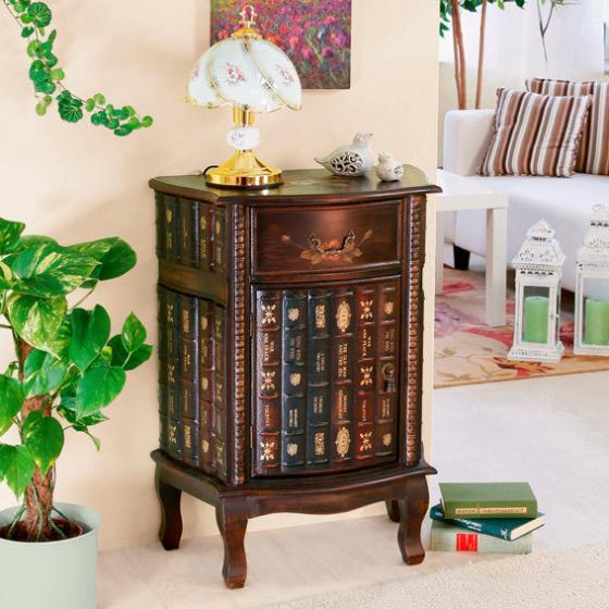 Bücherschränkchen Librum