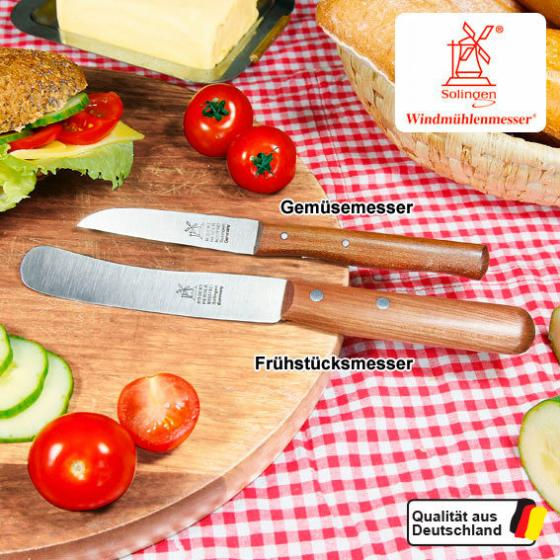 Robert-Herder-Windmühlenmesser Gemüsemesser