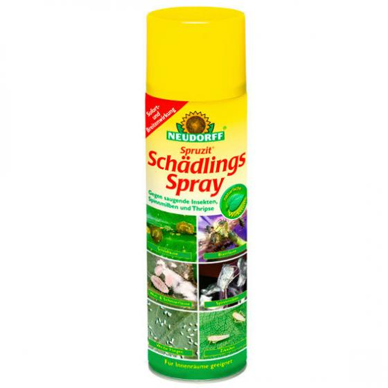 Neudorff Schädlings-Spray Spruzit, 400 ml