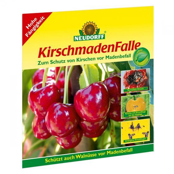 Neudorff KirschmadenFalle, Leimfalle, 7 Stück