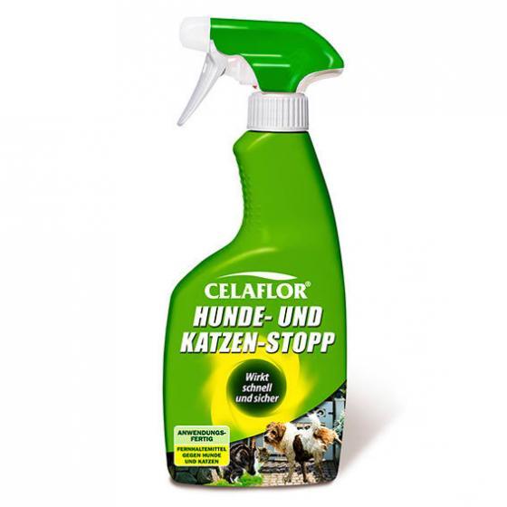 Celaflor® Hunde- und Katzen-Stopp, 500 ml Sprühflasche