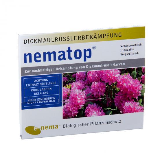 Nematop Nematoden gegen Dickmaulrüssler 10 Mio.