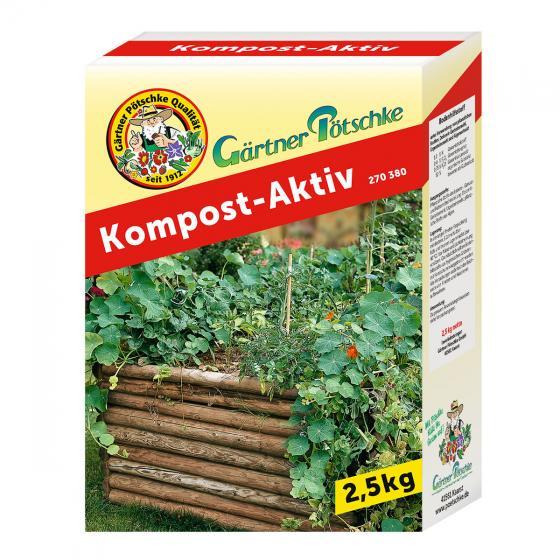 Kompost-Aktiv, 2,5 kg
