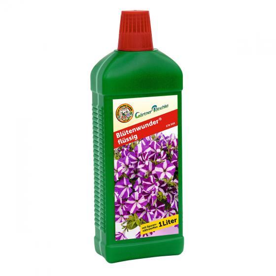 Gärtner Pötschke Blütenwunder flüssig, 1 Liter
