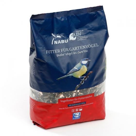 Vogelfutter für Futtersäulen und -häuser, 1,75kg