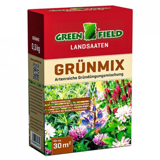Bodenkur Grünmix Samen, 0,5 kg