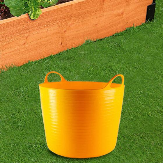 Garteneimer Flexi-Tub 16 Liter, orange