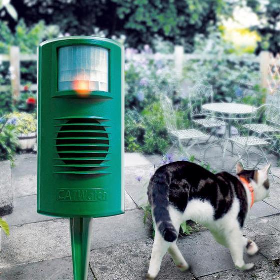 Elektrischer Katzenschreck CATWatch