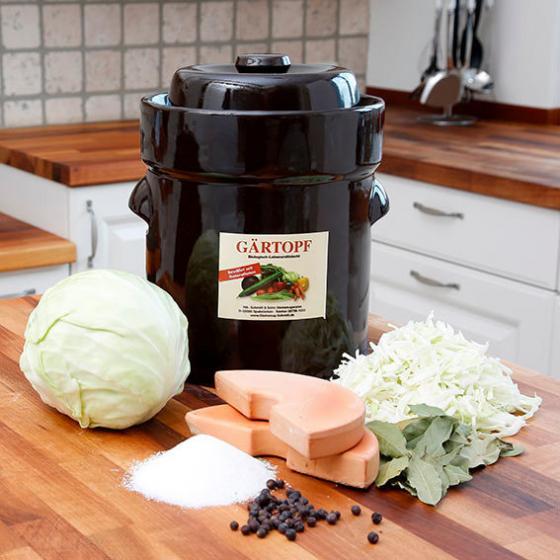 Gärtopf, 5 Liter