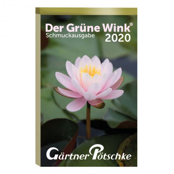 Gärtner Pötschkes Schmuckausgabe Der Grüne Wink®