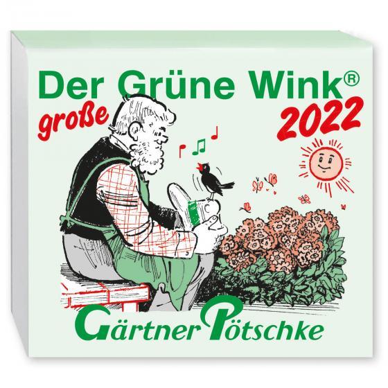 Abreißkalender Der große Grüne Wink®