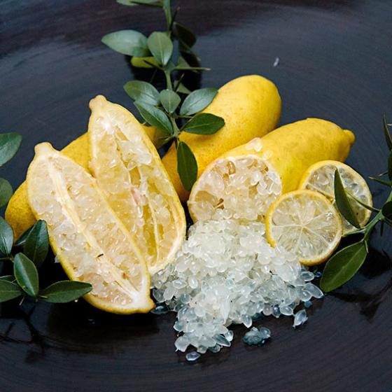 Kaviar-Limette