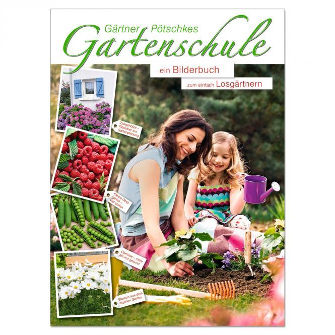Gärtner Pötschkes Gartenbuch Gartenschule NEU