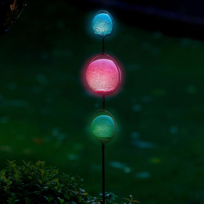 Leuchtender Beetstecker Glowing Balls