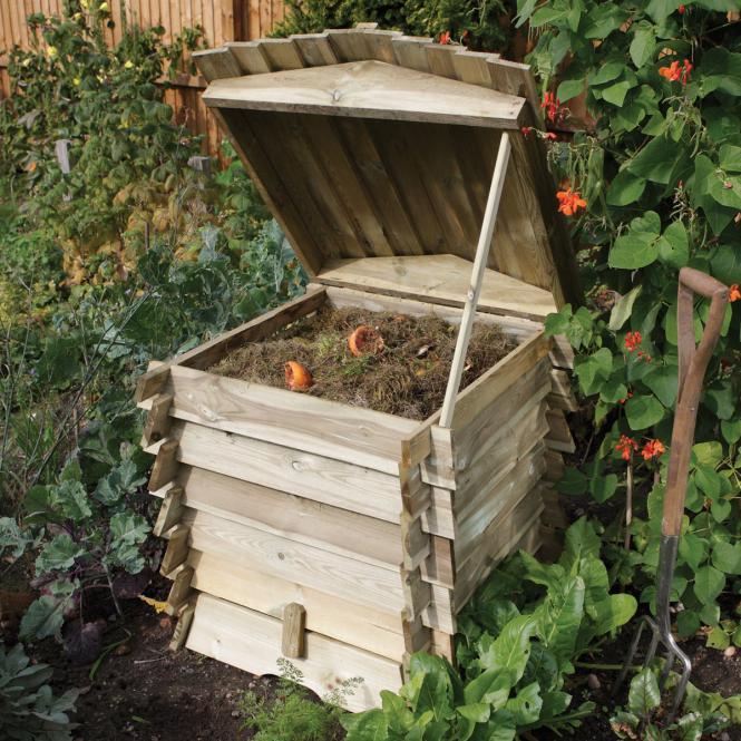 Bienenstock-Komposter