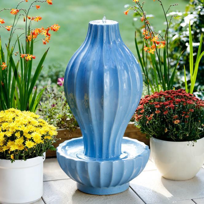 wasserspiel brunnen la sculptura - 349 € - b2b-trade, Garten und Bauen