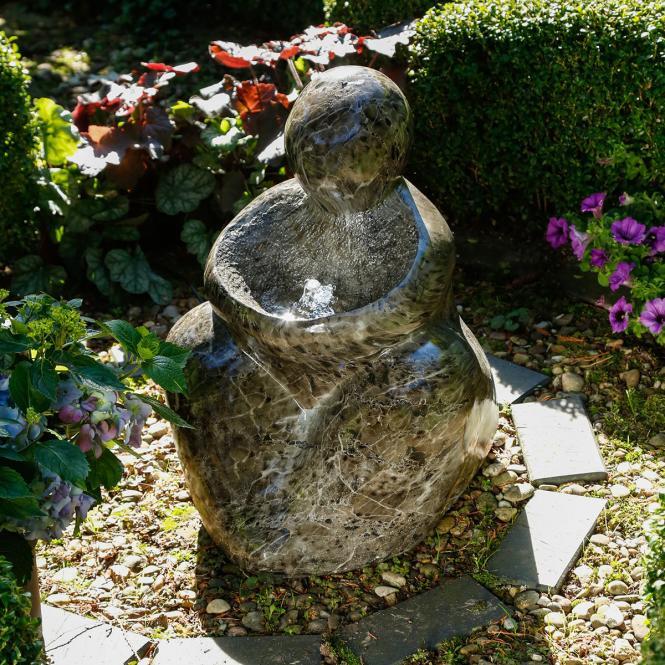 wasserspiel brunnen la sculptura - 349 € - b2b-trade, Best garten ideen
