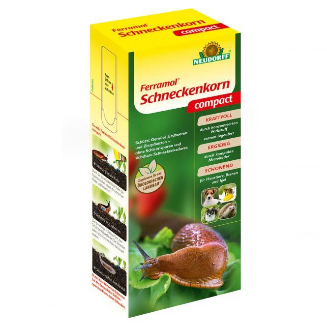 Ferramol Schneckenkorn compact, 700 g