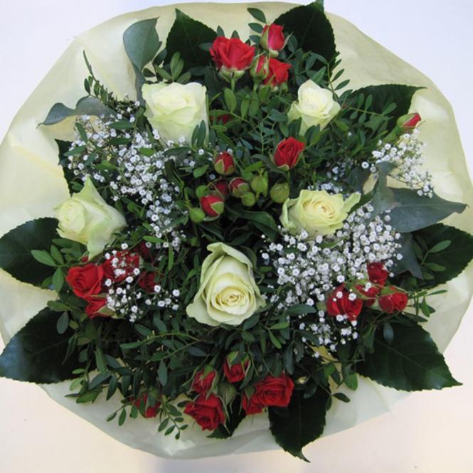 Blumenstrauß Rose Garden