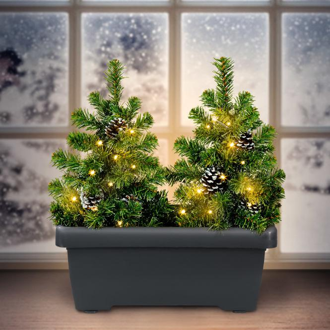 Blumenkasten mit wasservorrat preisvergleich die besten - Ikea weihnachtsbeleuchtung ...