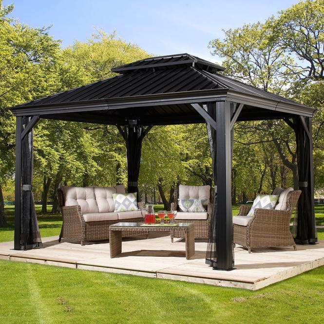 otto versand gartenmobel pavillon interessante ideen f r die gestaltung von. Black Bedroom Furniture Sets. Home Design Ideas
