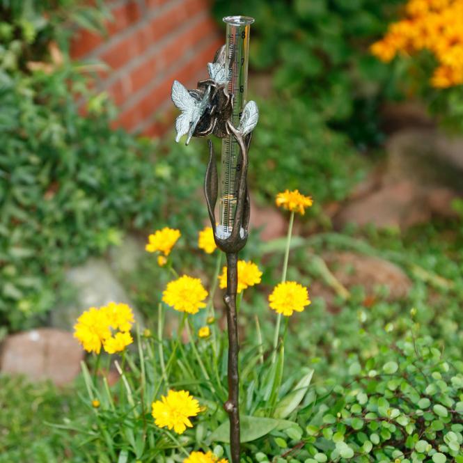 Regenmesser Schmetterling