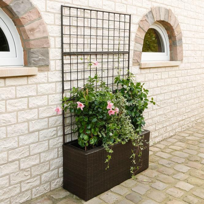 blumenkasten rechteckig preisvergleich die besten angebote online kaufen. Black Bedroom Furniture Sets. Home Design Ideas