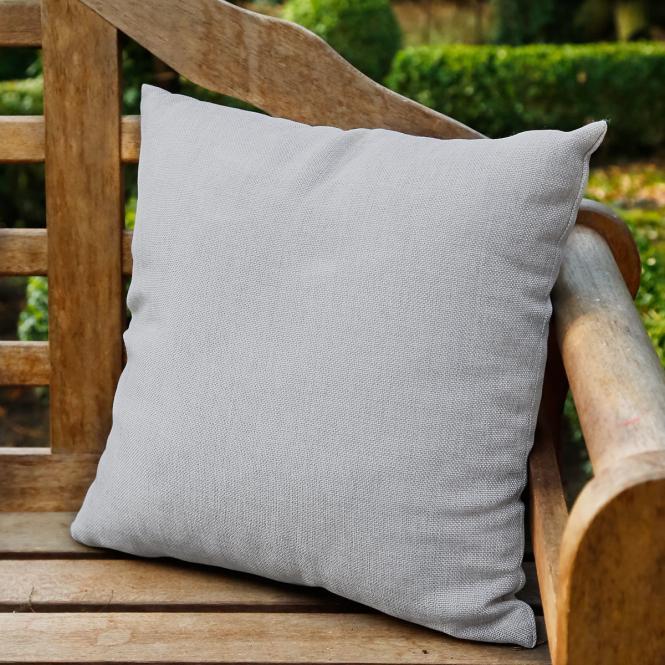 Outdoor-Kissen Comfy, grau