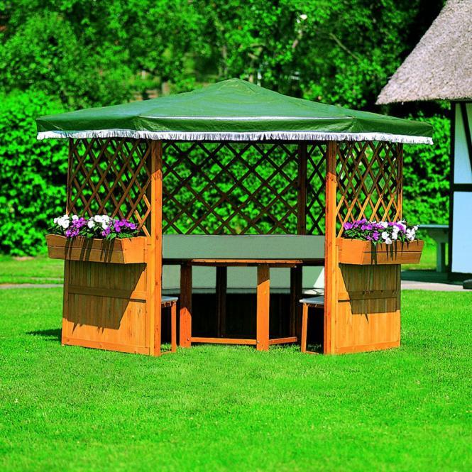 Pavillon Marburg ohne Möbel