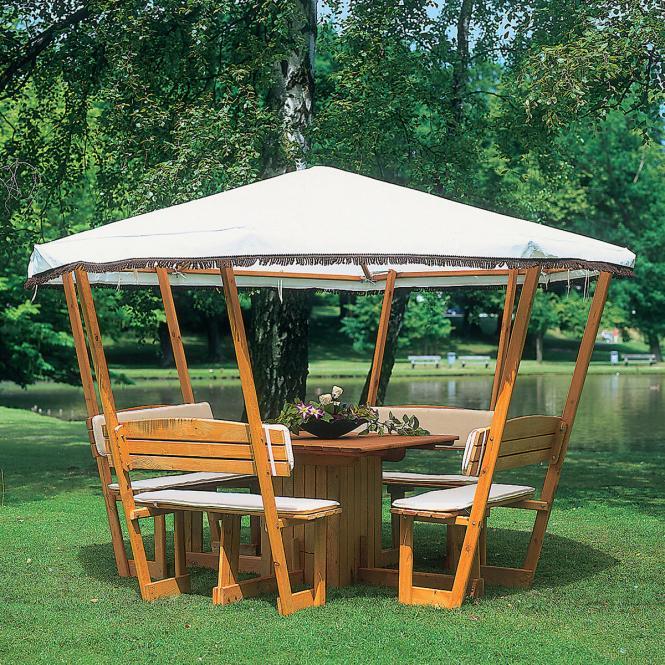 pavillon dach holz preisvergleich die besten angebote online kaufen. Black Bedroom Furniture Sets. Home Design Ideas