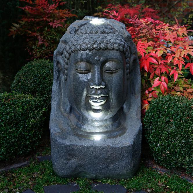 ergebnisse zu brunnen buddha art. Black Bedroom Furniture Sets. Home Design Ideas