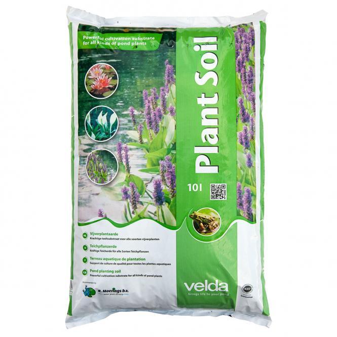 Teichpflanzenerde, 10 Liter