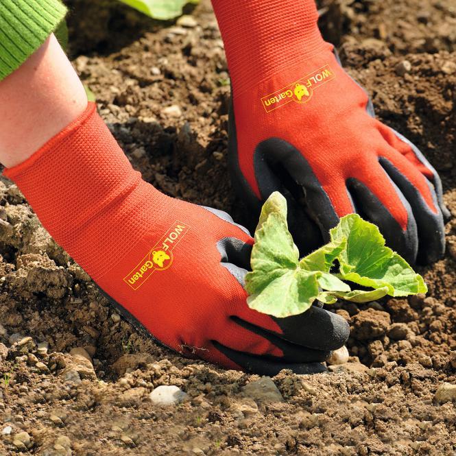 Beet-Handschuh Boden GH-BO 8, Größe 8