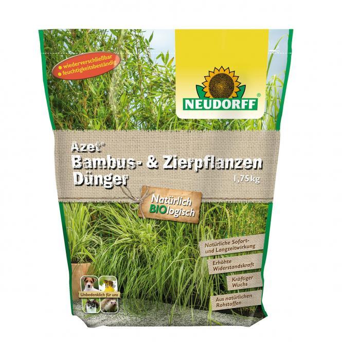 Neudorff Azet Bambus- und Ziergrasdünger, 1,75kg