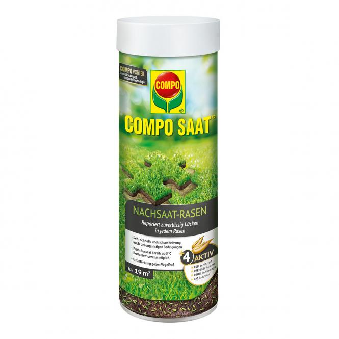 Compo SAAT® Nachsaat-Rasen, 500 g