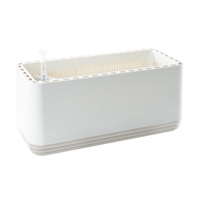 airy System Pflanzkübel L , 27x50x22 cm, weiß