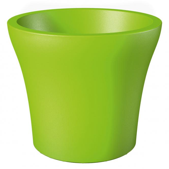 Pflanzkübel No.1 Style, 30 cm, Pure Lime
