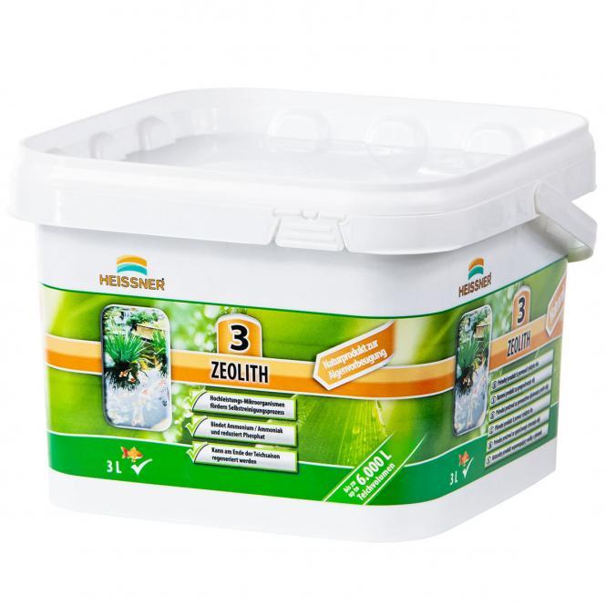 Filtersubstrat Zeolith mit Teichstarterbakterien