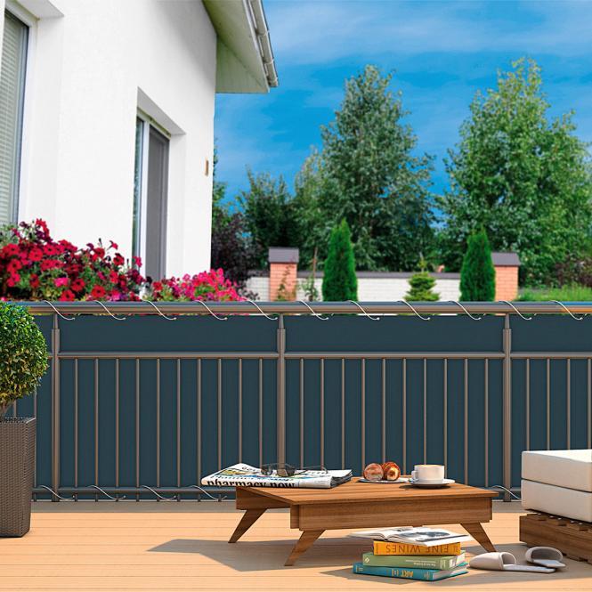 sichtschutz balkone preisvergleich die besten angebote. Black Bedroom Furniture Sets. Home Design Ideas