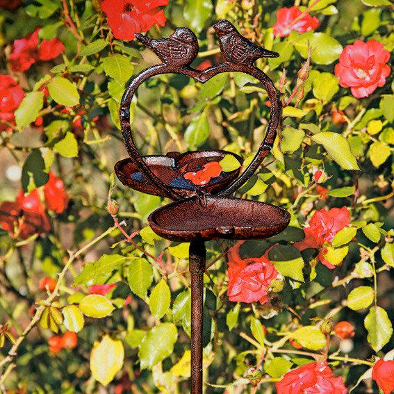 Vogelbad Le Coeur