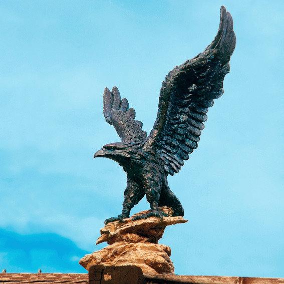 Gartenfigur Adler Agila