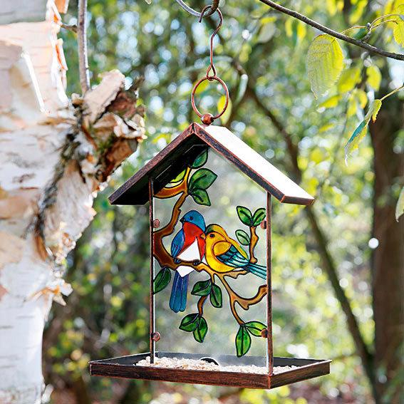 Vogelfutterstelle Tiffany