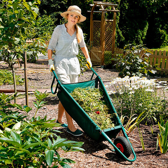 Kinderspielhaus holz lagerhaus for Gartendeko zum bepflanzen