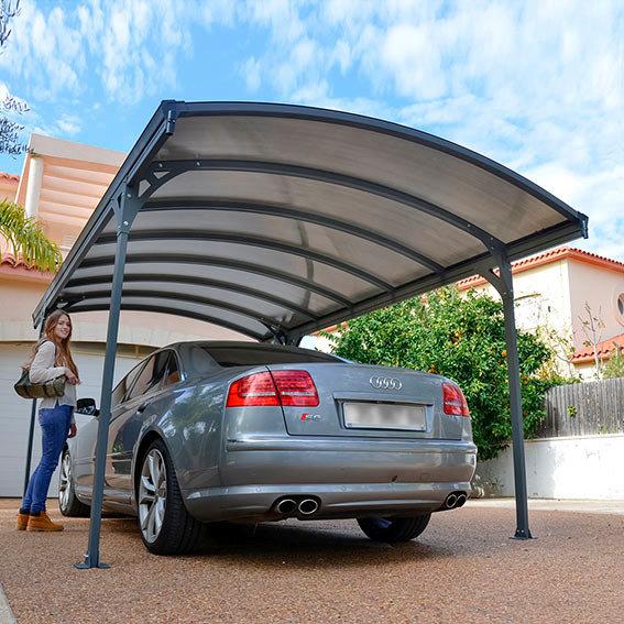 carport preisvergleich die besten angebote online kaufen. Black Bedroom Furniture Sets. Home Design Ideas