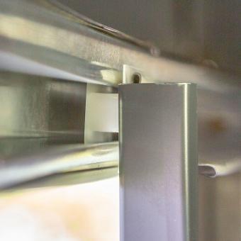 Metallgerätehaus Satteldach 10x12 | #10