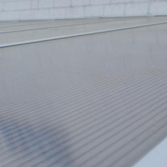 Terrassenüberdachung B 312 x T 303 cm weiß | #10