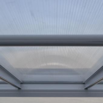 Terrassenüberdachung B 312 x T 303 cm weiß | #11